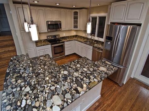black marinace granite kitchen countertop ideas