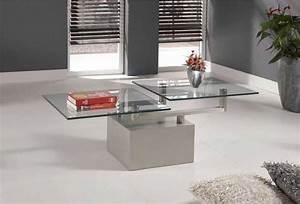 Moderne Couchtische Glas Edelstahl Couchtisch Glas Holz Modern