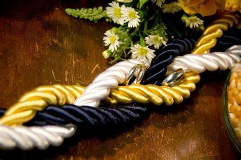 wedding rings with cord of three strands theme ecclesiastes 4 9 12 wedding ideas