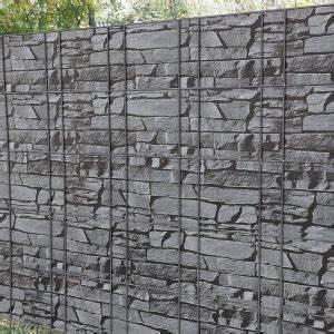 Sichtschutz Doppelstabmatten Steinoptik : balkon sichtschutz sichtschutz diy nett sichtschutz glas ~ Orissabook.com Haus und Dekorationen