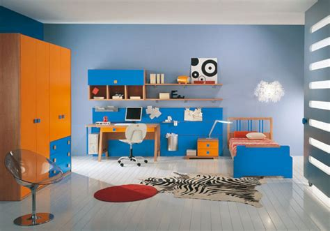 Blue And Orange Bedroom Ideas by Blue And Orange Room Ideas Blue And Orange Room