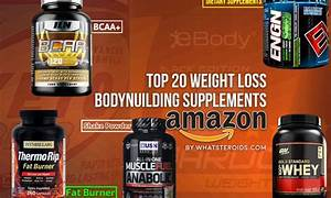 Top 20 Weight Loss Supplements 2019