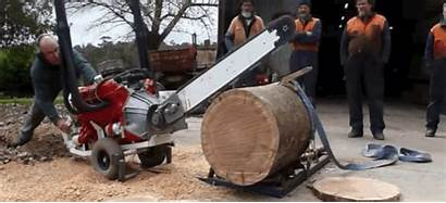 Chainsaw Engine Engines V8 Powered Wood Neatorama