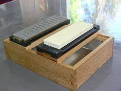 Japanese tools #7: Sharpening station for water stones the