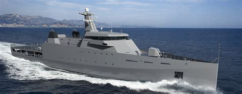 Damen Introduces New Opv To Meet Demand For Multi-mission Platforms