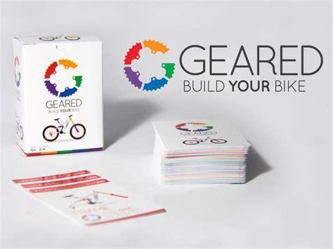 geared card game fun easy  learn  hope  funds