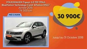 Offre Volkswagen Tiguan : profitez de notre offre sur volkswagen tiguan actualit s carpole occasions ~ Medecine-chirurgie-esthetiques.com Avis de Voitures