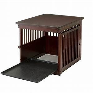 The best wooden dog crates march 2017 dogs recommend for Best wooden dog crate