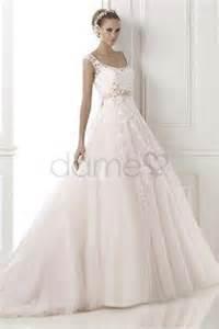 satin gown wedding dress a linie träger spitze hochzeitskleider mit ärmel günstig weiß hochzeitskleider