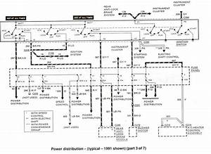 1991 Ford Ranger Electrical Schematic
