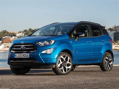 ford ecosport st line 2018 ford ecosport st line 2018 picture 4 of 91