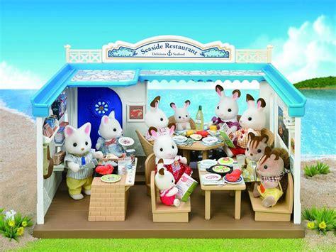 sylvanian families cuisine buy sylvanian families seaside restaurant