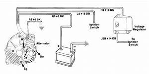 Three Phase Alternator Wiring Diagram