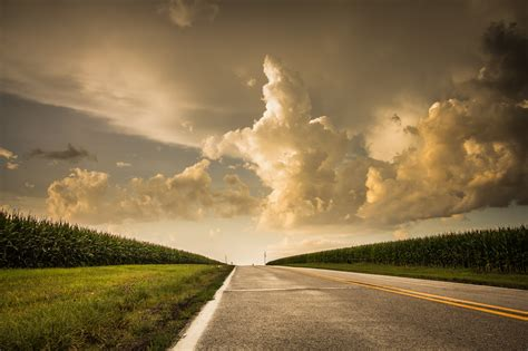 backroads  iowa   long scenic drive