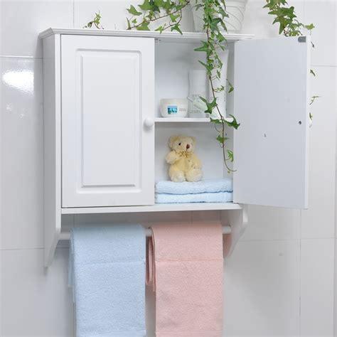 cheap bathroom wall cabinet  towel bar decor