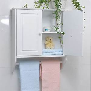 cheap bathroom wall cabinet with towel bar decor With discount bathroom wall cabinets