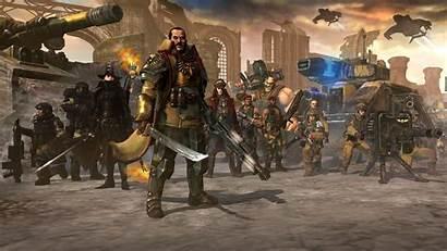 40k Warhammer Imperial Guard Wallpapersafari Expanded Faeit
