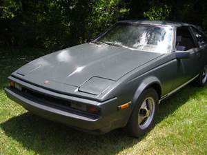 Buy Used 1982 Toyota Supra P Type 5 Speed Manual Transmission Runs And Drives In Salem  Virginia