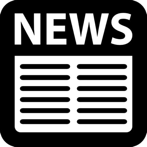 icone bureau gratuit carré de journal symbole d 39 interface arrondie