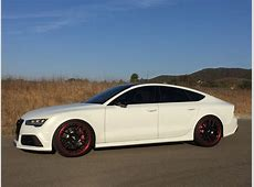 16 Audi RS7 matte white, tuned ~700HP Rennlist Porsche
