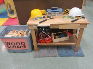 strongstart borrowed workbench woodworking projects