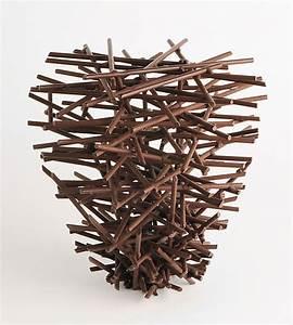Vortex by Andrea Waxman Mulcahy (Metal Sculpture) Artful