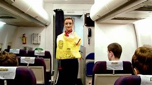 IAOT - In-Flight Safety Demonstration - YouTube