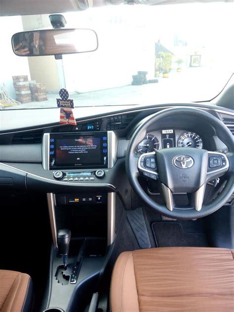 innova mobile toyota innova reborn v luxury diesel matic 2017 hitm