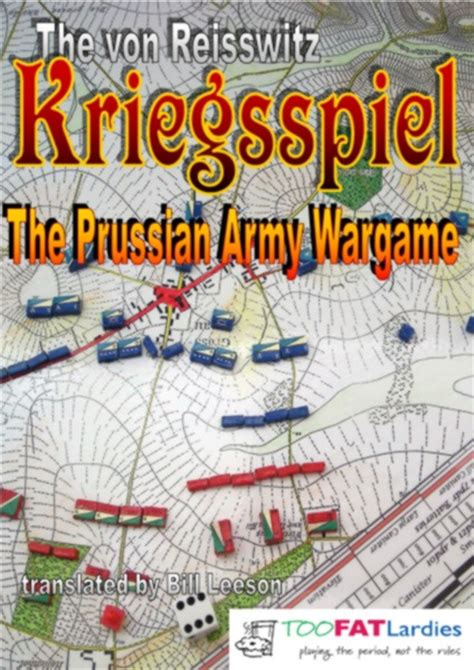 Kriegsspiel Dice  Command Post Games