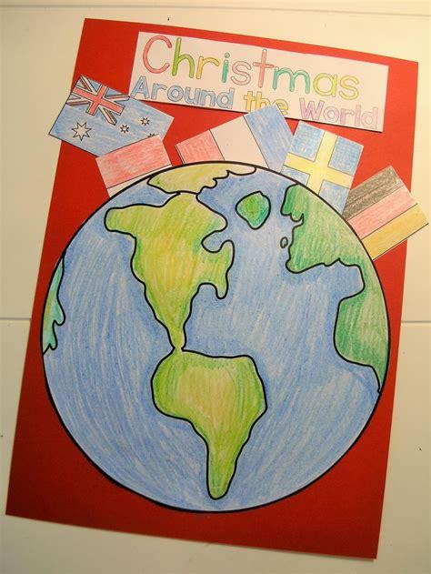 christmas around the world classroom ideas pinterest