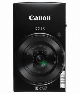CANON IXUS 190, 20.0 MP digital camera with 10x Optical ...