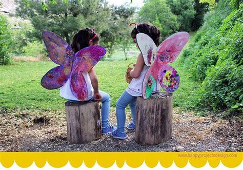 disfraces de mariposa con material reciclado disfraces originales de creaciones con