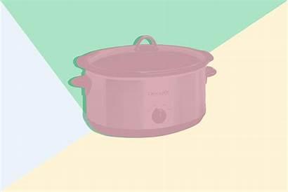 Cooker Pot Pressure Instant Slow Crock Between
