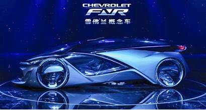 Concept Chevrolet Fnr Cool Driver Self Super