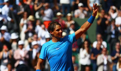 French Open 2015: Rafael Nadal storms past Andrey ...