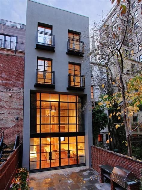house  stories   million   upper east side cococozy architecture
