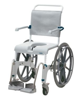aquatec sp shower commode chair by aquatec
