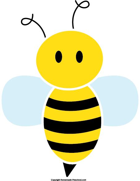Clipart Bee Free Bee Clipart