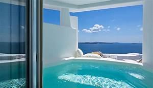 HONEYMOON SUITE Canaves Oia Santorini