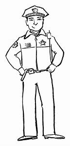 Police Coloring Pages Getcoloringpagescom