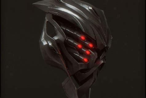 character crysis  nanosuit mp alien helmet manuel
