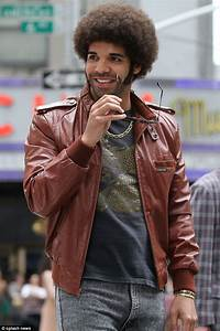 Spotted.Stalked.Scene: Drake Sports An Afro, LisaRaye Is ...
