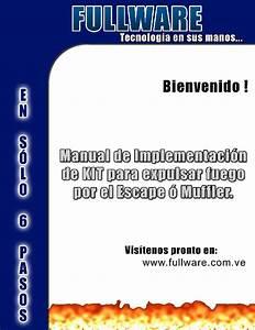 Manual Fuego Por El Escape Pdf General  U2013 Diagramasde Com