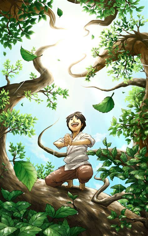 senju hashirama naruto zerochan anime image board