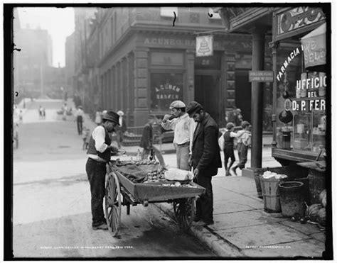 history  street vending   york city