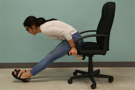 9 desk stretches for who sit all day readers