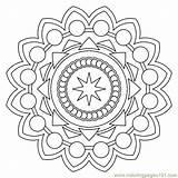 Coloring Corner Flowering Coloringpages101 Shapes Pdf sketch template