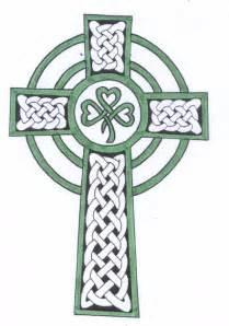 Tribal Celtic Cross Tattoo Designs