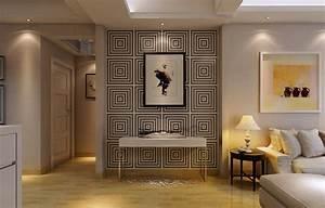 Interior beautiful traditional japanese living room