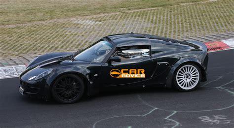 renault alpine renault alpine caterham sports car mule spied testing at